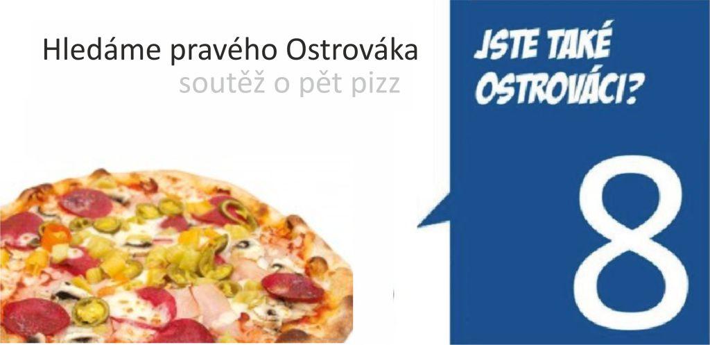 Ostrováci.cz - soutež o pizzu